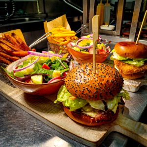 Roastie Gourmet Burgers